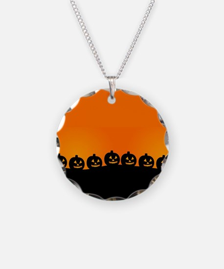 Pumpkins! Necklace