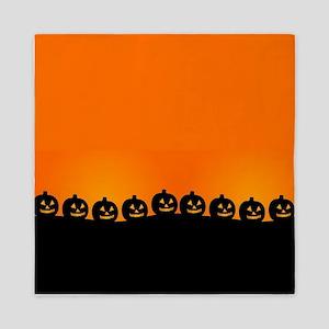 Pumpkins! Queen Duvet