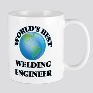 World's Best Welding Engineer Mugs