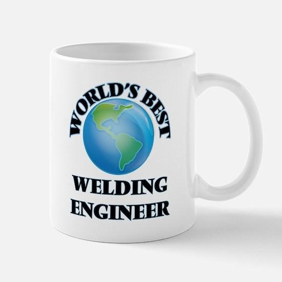 World's Best Welding Engineer Mugs