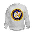 USS ALEXANDRIA Kids Sweatshirt