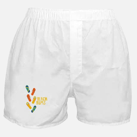 Beach Bums Boxer Shorts