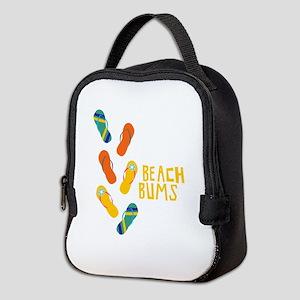 Beach Bums Neoprene Lunch Bag