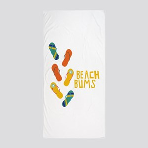 Beach Bums Beach Towel