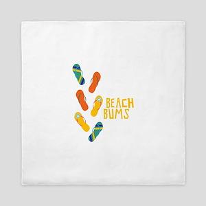 Beach Bums Queen Duvet