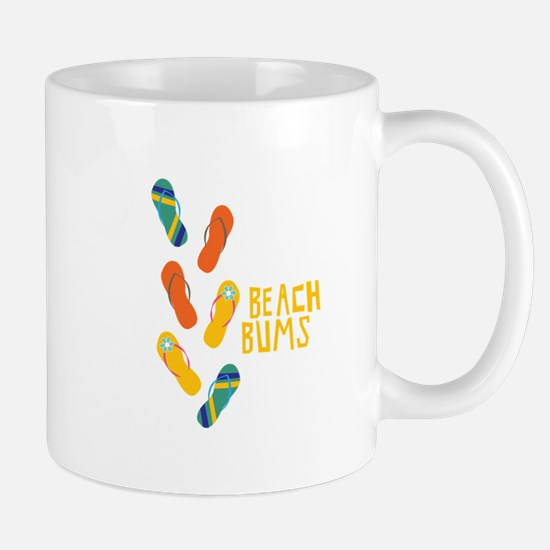 Beach Bums Mugs