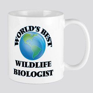 World's Best Wildlife Biologist Mugs