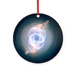 NGC 6543 Cat's Eye Nebula Christmas Tree Ornament