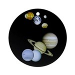 Our Solar System Astronomy Christmas Tree Ornament