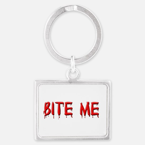 Bite Me Keychains