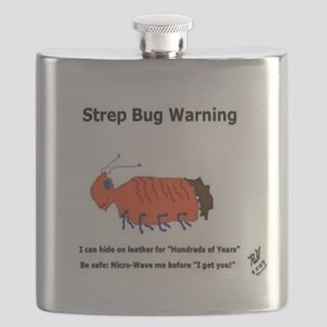 Ebola Bug USA  Flask