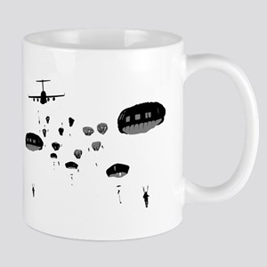 Parachuting Mugs