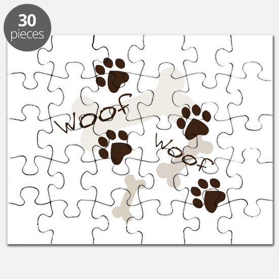 Woof Woof Puzzle