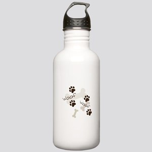 Woof Woof Water Bottle