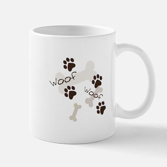 Woof Woof Mugs