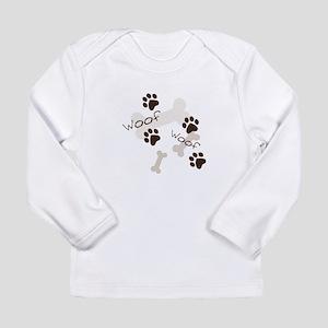 Woof Woof Long Sleeve T-Shirt