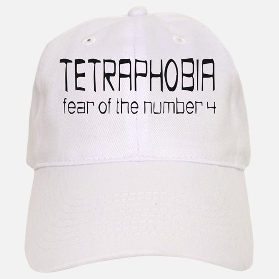 Fear Of Four Baseball Baseball Cap