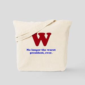 W - No longer the worst Tote Bag