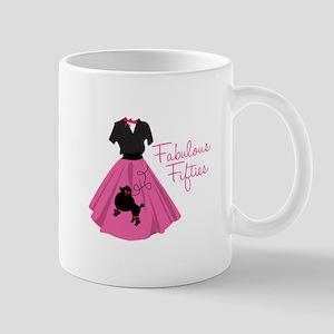 Fabulous Fifties Mugs