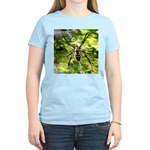 Garden Spider Awaits sq T-Shirt