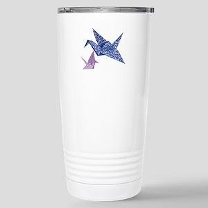 Origami Crane Travel Mug