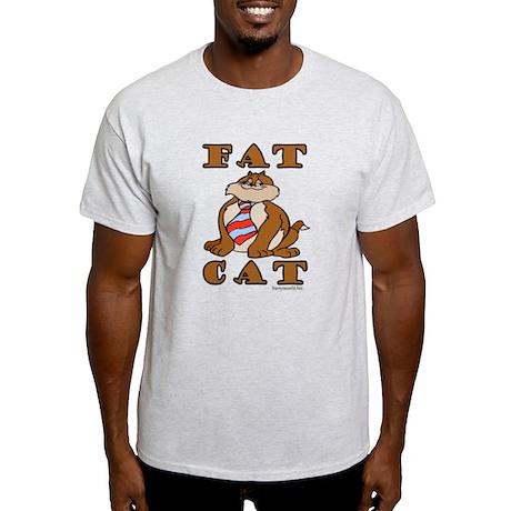 Fat Cat Light T-Shirt