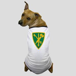 42nd Military Police Brigade Dog T-Shirt
