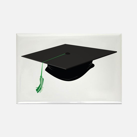 Graduation Cap Magnets