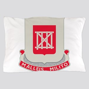 62nd Army Engineer Battalion Pillow Case