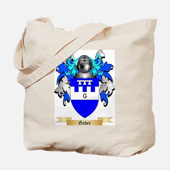 Gaber Tote Bag