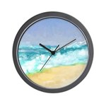 Ocean Vigor Wall Clock