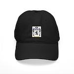 Geraud Black Cap
