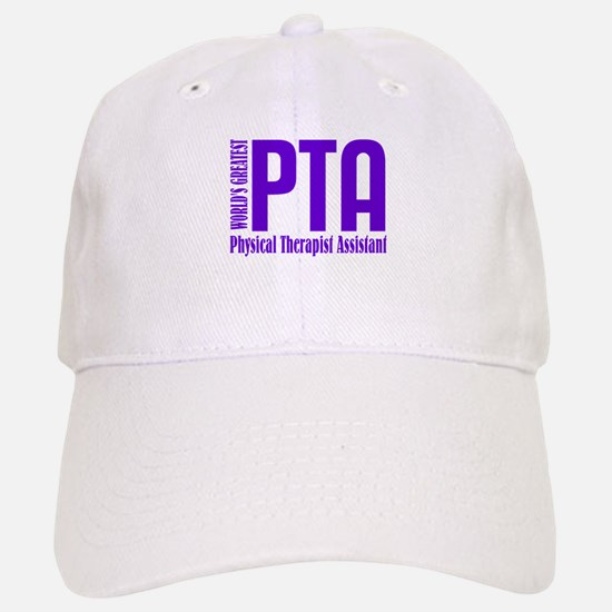 Physical Therapist Assistant Baseball Baseball Cap