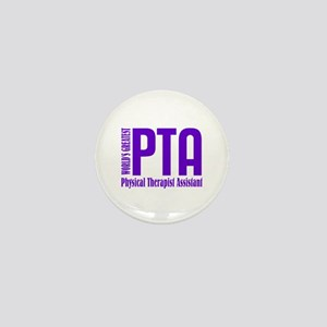 Physical Therapist Assistant Mini Button