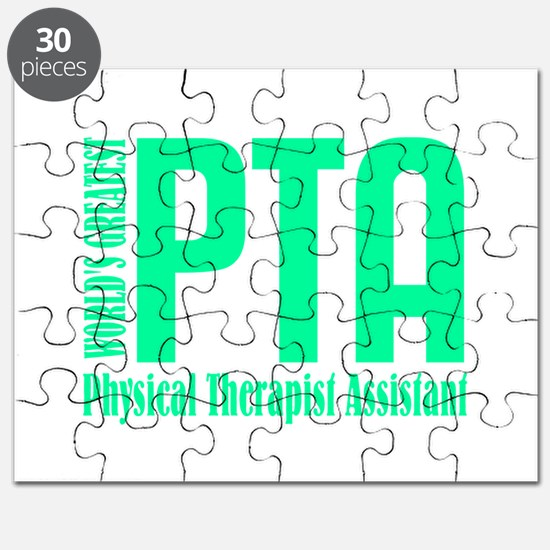 Physical Therapist Assistant Puzzle