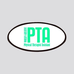 Physical Therapist Assistant Patches