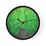 Catskills Spring Wall Clock