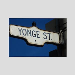 Toronto's Yonge Street Magnets