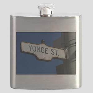 Toronto's Yonge Street Flask