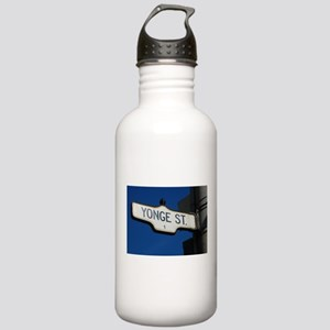 Toronto's Yonge Street Sports Water Bottle