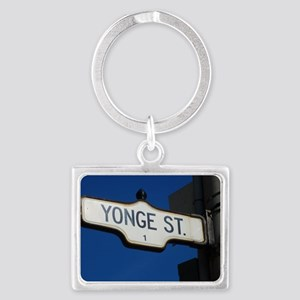 Toronto's Yonge Street Keychains