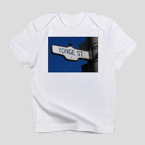 Toronto's Yonge Street Infant T-Shirt