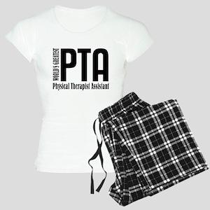 Physical Therapist Assistan Women's Light Pajamas