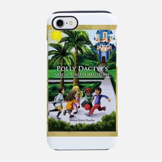 Polly Dactyl's Castle iPhone 7 Tough Case