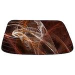 Radiant Heat Fractal Bathmat