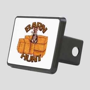 Barn Hunt Hitch Cover