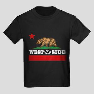 WEST SIDE - California Bear Flag T-Shirt