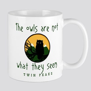 TWIN PEAKS The Owls Are Not Mug