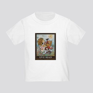 1973 Children's Book Week Toddlers T-Shirt