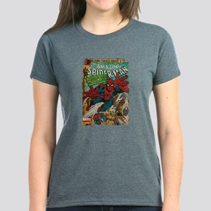 spider-man Women's Dark T-Shirt